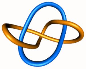Whitehead link