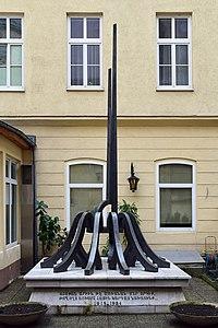 Wien-Landstraße - Denkmal für die Opfer des Völkermordes an Armeniern 1915.jpg