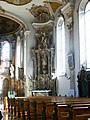 Wiggensbach St Pankratius Nepomukaltar 1.jpg