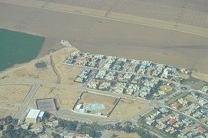 Beit Kama - Image: Wiki Air IL 12 01 200