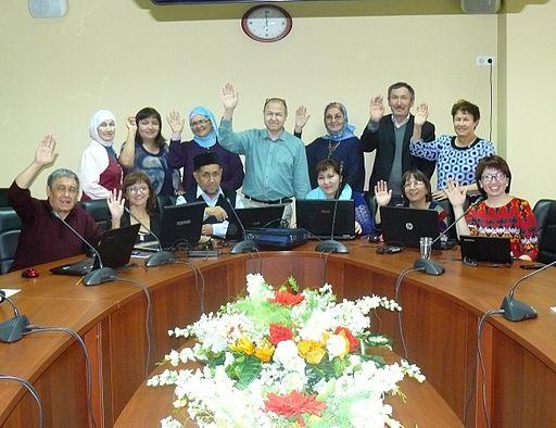 Wiki seminar Yangantau day 4 2