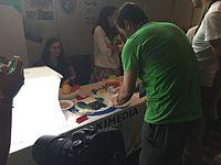 Wikimania 2015 - WikiCheese Mexico 03.jpg