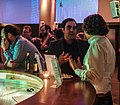 Wikimedia Conference 2015 - May 16 - Party at HomeBase Lounge - 18.jpg