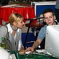 Wikipedia-Stand auf der Jugendmesse YOU Berlin (6577).jpg