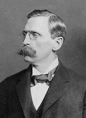 Wilhelm von Bode - Wilhelm Bode in 1901