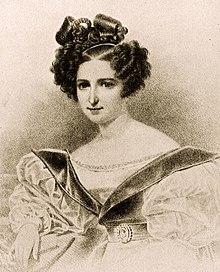 Wilhelmine Schröder-Devrient (Quelle: Wikimedia)