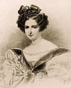 Wilhelmine Schröder-Devrient - Wilhelmine Schröder-Devrient