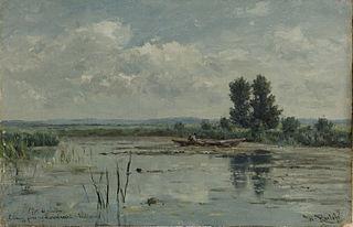 Lake near Loosdrecht