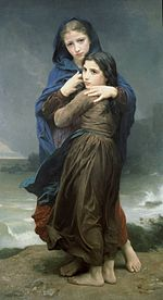 William-Adolphe Bouguereau (1825-1905) - L'Orage (The Storm)(1874).jpg