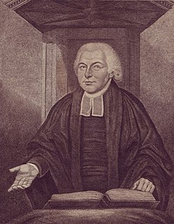 William Aldridge English minister
