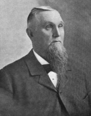 William B. Reed (politician) - Image: William B. Reed