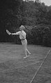 William Beveridge playing tennis at Banstead, c1919 (3).jpg