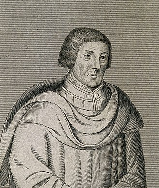 Dean of Westminster - Image: William Bill. Line engraving by R. Grave after G. P. Harding Wellcome V0000549 (crop)