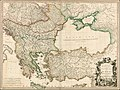 William Faden. European Dominions of the Ottomans or Turkey in Europe. 1795.jpg