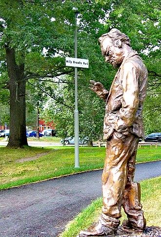 Rainer Fetting - Willy Brandt, Stockholm, Sweden