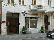 Caf Ef Bf Bd Marcel  Quai Jemmapes  Paris