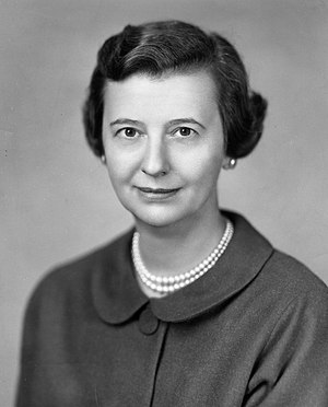 Winifred G. Helmes - Dr. Winifred G. Helmes, U.S. Department of Health, Education, and Welfare, 1959