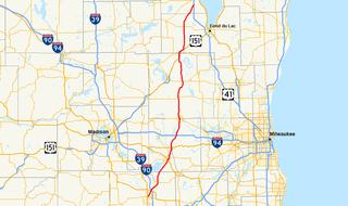 Wisconsin Highway 26 Highway in Wisconsin