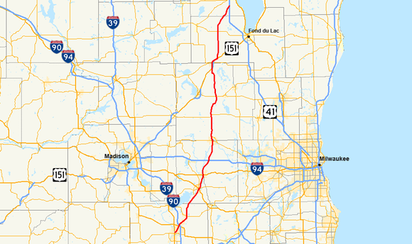 Wisconsin Highway 26 - Wikiwand on wisconsin altitude map, wisconsin reservation map, wisconsin state highway map, wisconsin zone map, wisconsin detours map, wisconsin hwy map, wisconsin road map,