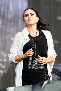 Sharon den Adel Dutch singer