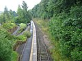 Wolsingham Station platform - geograph.org.uk - 1423885.jpg