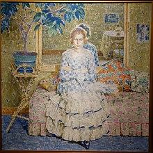 路易·里特曼美国画家Louis Ritman (American, 1889–1963) - 文铮 - 柳州文铮