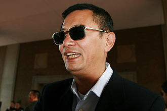Filmophile - Wong Kar-wai (pictured) is a renowned arthouse film director from Hong Kong.