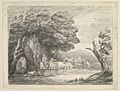 Wooded Landscape with Two Country Carts and Figures MET DP819243.jpg