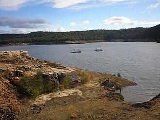 Woronora Dam - Image: Woronora Dam