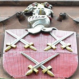 Worshipful Company of Cutlers - Image: Worshipful Company of Cutlers 20130413 012 (2)