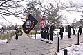 Wreath laying ceremony at Arlington National Cemetery 100225-N-EU187-037.jpg