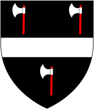 Wrey baronets - Image: Wrey Arms Alone