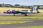 XH558 Avro Vulcan (20727408323).jpg