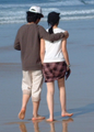 Xiaodai - romantic beach walk.png