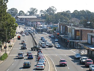 Yagoona, New South Wales Suburb of Sydney, New South Wales, Australia