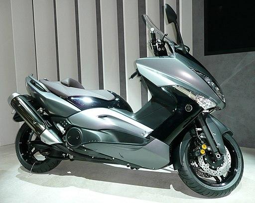 Yamaha TMAX 2007TMS
