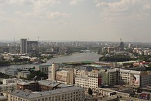 Yekaterinburg - View over Iset.jpg