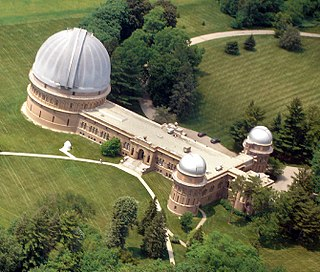 Yerkes Observatory Astronomical observatory in Wisconsin