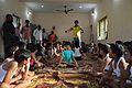 Yoga Class - Nisana Foundation - Chamrail - Howrah 2013-08-24 2032.JPG
