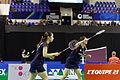 Yonex IFB 2013 - Quarterfinal - Tian Qing - Zhao Yunlei vs Misaki Matsutomo - Ayaka Takahashi 13.jpg