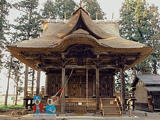 Haguro Jinja (Yonezawa)