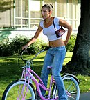 Young woman on her bicycle.jpg