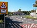 Ysgol Gynradd Llangoed Primary School - geograph.org.uk - 1550114.jpg