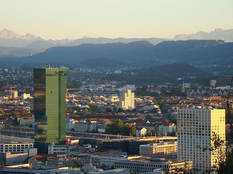 Melhores bairros de Zurique