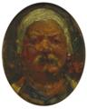 Zahrtmann. Selvportræt. 1915. Den Hirschsprungske Samling.tif