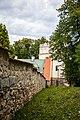 Zamek Kazimierzowski w Przemyślu mury z basztami 04 prnt.jpg