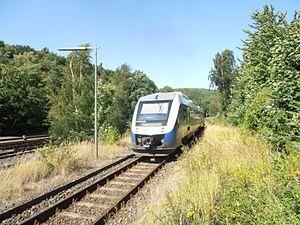 Lamme Valley Railway - Image: Zug Salzdetfurth