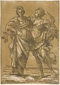"""Alliance of Peace and Abundance"" (after Guido Reni) MET DP832194.jpg"