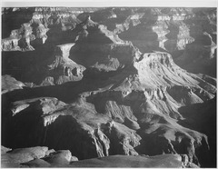 """Grand Canyon National Park."" Arizona, 1933 - 1942 - NARA - 519903.tif"