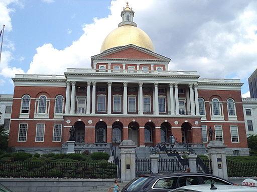 """New"" Massachusetts State House, July 2014"